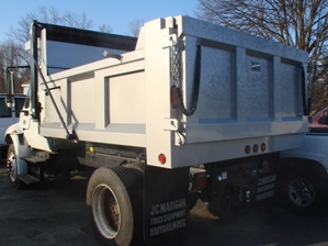 Easterner 10' Steel Dump Body (5-7 Yard)