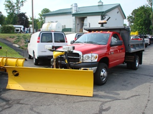 Fisher Snowplow - HD2 Model
