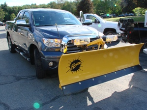 Fisher Snowplow - SD Model