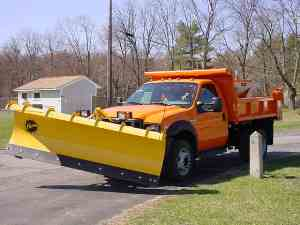 Fisher Snowplow - MC Model