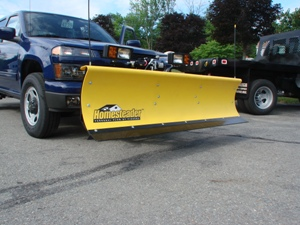 Fisher Snowplow - Homesteader Model