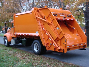 Wayne Phoenix II Series Rear Loader